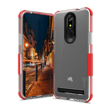 Load image into Gallery viewer, MicroMax T55 Clear Case - Protective TPU Rubber Phone Cover - Collider Series