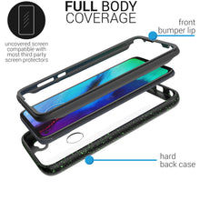 Load image into Gallery viewer, Motorola Moto G Stylus Case - Heavy Duty Shockproof Clear Phone Cover - EOS Series