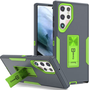 Samsung Galaxy A51 Case - Heavy Duty Protective Hybrid Phone Cover - HexaGuard Series
