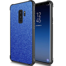 Load image into Gallery viewer, Samsung Galaxy S9 Plus Glitter Case Protective Phone Cover - Glimmer Series