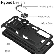 Load image into Gallery viewer, Samsung Galaxy S20 Case with Metal Ring - Resistor Series