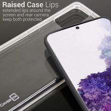 Load image into Gallery viewer, Samsung Galaxy S20 Plus Case - Slim TPU Rubber Phone Cover - FlexGuard Series