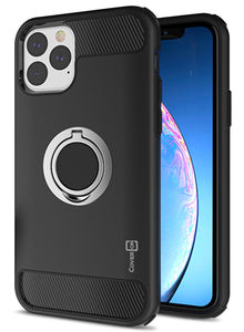 iPhone 11 Pro Case with Ring - Magnetic Mount Compatible - RingCase Series
