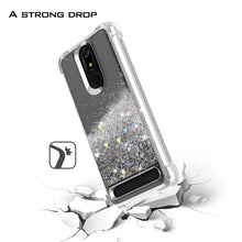 Load image into Gallery viewer, MicroMax T55 Case - Liquid Glitter TPU Phone Cover - Sparkle Series