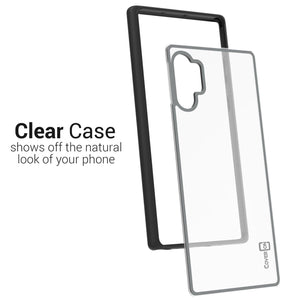 Samsung Galaxy Note 10 Plus / Galaxy Note 10 Plus 5G Clear Case Premium Hard Shockproof Phone Cover - Unity Series