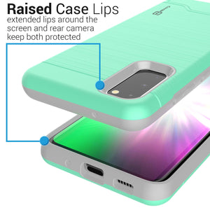 Samsung Galaxy S20 Case with Card Holder - SecureCard Series