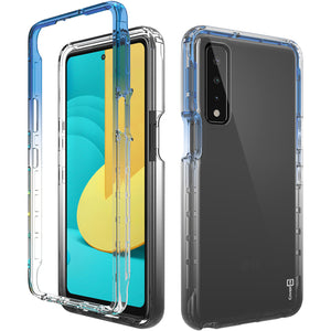Samsung Galaxy A50 / A50s / A30s Clear Case - Slim Hard Phone Cover - ClearGuard Series