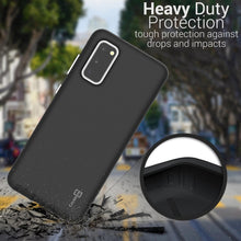 Load image into Gallery viewer, Samsung Galaxy S20 Case Protective Hybrid Phone Cover - Rugged Series