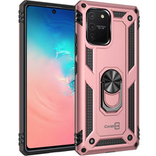 Load image into Gallery viewer, Samsung Galaxy S10 Lite / Galaxy A91 Case with Metal Ring - Resistor Series