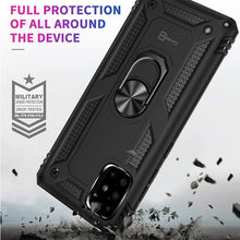 Load image into Gallery viewer, Samsung Galaxy A51 Case / Galaxy A51 5G Case with Metal Ring - Resistor Series