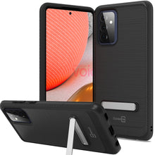 Load image into Gallery viewer, Samsung Galaxy A52 5G Case - Metal Kickstand Hybrid Phone Cover - SleekStand Series