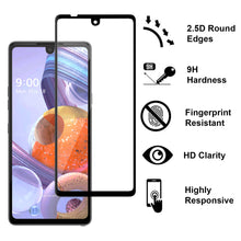 Load image into Gallery viewer, LG Stylo 6 Tempered Glass Screen Protector - InvisiGuard Series (1-3 Pack)