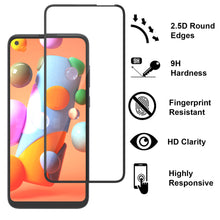 Load image into Gallery viewer, Samsung Galaxy A11 Case - Heavy Duty Shockproof Clear Phone Cover - EOS Series