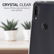 Load image into Gallery viewer, Alcatel 3V 2019 Clear Case - Slim Hard Phone Cover - ClearGuard Series