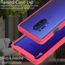 Load image into Gallery viewer, OnePlus 8 Pro Case - Heavy Duty Shockproof Clear Phone Cover - EOS Series