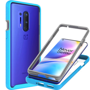 OnePlus 8 Pro Case - Heavy Duty Shockproof Clear Phone Cover - EOS Series