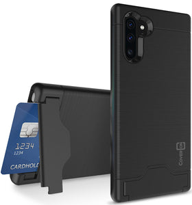 Samsung Galaxy Note 10 Case with Card Holder - SecureCard Series