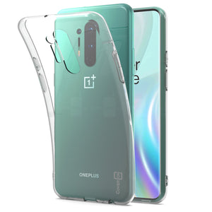 OnePlus 8 Pro Case - Slim TPU Rubber Phone Cover - FlexGuard Series