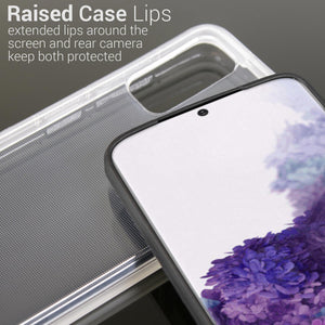 Samsung Galaxy S20 Case - Slim TPU Rubber Phone Cover - FlexGuard Series