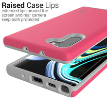Load image into Gallery viewer, Samsung Galaxy Note 10 Case Protective Hybrid Phone Cover - Rugged Series