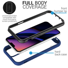 Load image into Gallery viewer, iPhone 11 Pro Max Case - Heavy Duty Shockproof Clear Phone Cover - EOS Series