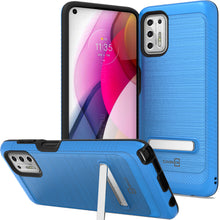 Load image into Gallery viewer, Samsung Galaxy A30 / Galaxy A20 Card Case with Metal Plate - Metal Series
