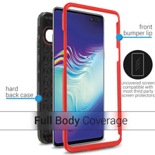 Load image into Gallery viewer, Samsung Galaxy S10 5G Case - Heavy Duty Shockproof Phone Cover - Tank Series