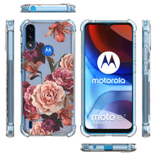 Load image into Gallery viewer, Motorola Moto E7 Power Case - Slim TPU Silicone Phone Cover - FlexGuard Series