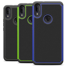 Load image into Gallery viewer, Alcatel 3V 2019 Case - Heavy Duty Protective Hybrid Phone Cover - HexaGuard Series