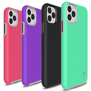 iPhone 11 Pro Case - Slim Protective Hybrid Phone Cover - Rugged Series