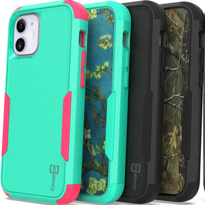 Apple iPhone 12 Mini Case - Military Grade Shockproof Phone Cover