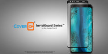 Load image into Gallery viewer, Google Pixel 4 Tempered Glass Screen Protector - InvisiGuard 2.0 Series