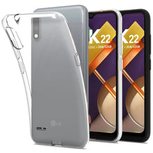 Load image into Gallery viewer, LG K22 / K22+ Plus Case - Slim TPU Silicone Phone Cover - FlexGuard Series