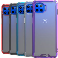 Load image into Gallery viewer, Motorola Moto G 5G Plus / Moto One 5G Clear Case Hard Slim Protective Phone Cover - Pure View Series