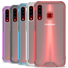 Load image into Gallery viewer, Samsung Galaxy A20s Clear Case Hard Slim Protective Phone Cover - Pure View Series
