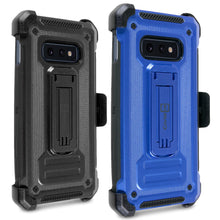 Load image into Gallery viewer, Samsung Galaxy S10e Holster Case Spectra Series Protective Kickstand Phone Cover with Rotating Belt Clip