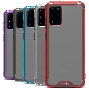Samsung Galaxy S20+ Plus Clear Case Hard Slim Protective Phone Cover - Pure View Series