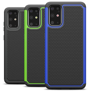 Samsung Galaxy S20 Plus Case - Heavy Duty Protective Hybrid Phone Cover - HexaGuard Series