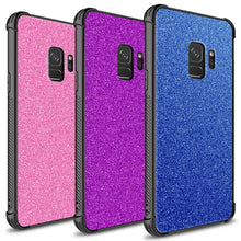 Load image into Gallery viewer, Samsung Galaxy S9 Glitter Case Protective Phone Cover - Glimmer Series