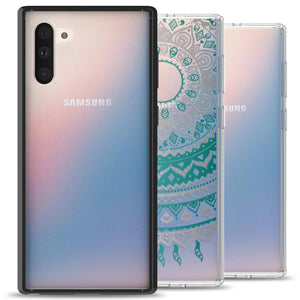 Samsung Galaxy Note 10 Clear Case Hard Slim Phone Cover - ClearGuard Series
