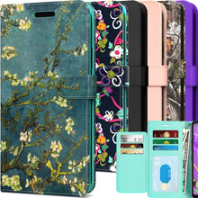 Load image into Gallery viewer, Samsung Galaxy A02s Wallet Case - RFID Blocking Leather Folio Phone Pouch - CarryALL Series