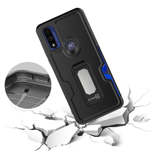 Samsung Galaxy A51 5G Holster Case - Hybrid Case with Belt Clip - Explorer Series
