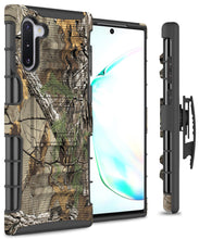 Load image into Gallery viewer, Samsung Galaxy Note 10 Holster Case - Hybrid Case with Belt Clip - Explorer Series