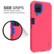 Load image into Gallery viewer, Samsung Galaxy A12 5G Holster Case - Heavy Duty Shockproof Case with Belt Clip