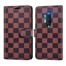 Load image into Gallery viewer, OnePlus 8 Pro Wallet Case - RFID Blocking Leather Folio Phone Pouch - CarryALL Series