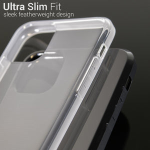 iPhone 11 Pro Max Case - Slim TPU Silicone Phone Cover - FlexGuard Series