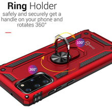 Load image into Gallery viewer, Samsung Galaxy Note 20 Ultra Case with Metal Ring - Resistor Series