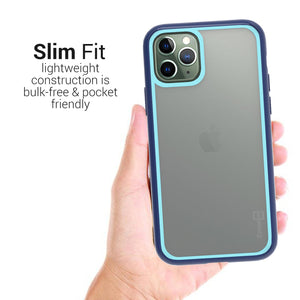 iPhone 11 Pro Clear Case Premium Hard Shockproof Phone Cover - Unity Series