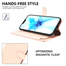 Load image into Gallery viewer, Apple iPhone 12 Pro Max Wallet Case - RFID Blocking Leather Folio Phone Pouch - CarryALL Series