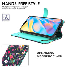 Load image into Gallery viewer, Apple iPhone 12 Mini Wallet Case - RFID Blocking Leather Folio Phone Pouch - CarryALL Series